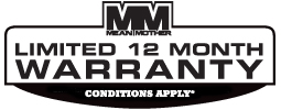 12month warranty
