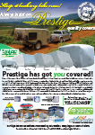 2012 Prestige Cover Flyer