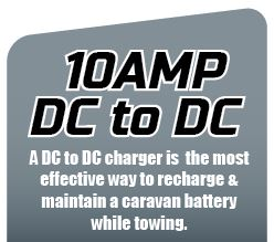 DBDC10 amp badge
