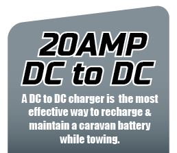DBDC20 amp badge