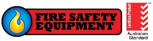 fire safety std logo