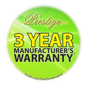 prestige-warranty